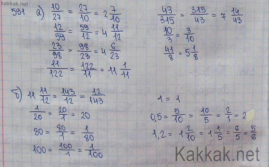 Гдз по математике за 6класс виленкин